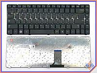 Клавиатура для Samsung NP R428 ( RU black с рамкой). Оригинальная клавиатура!