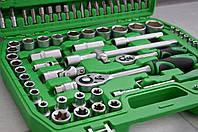 Набор инструментов INTERTOOL ET-6108SP 108 предметов