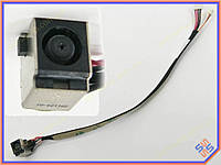 Разъем питания ноутбука HP ProBook 4310S, 4510S, 4515S, 4710S, 4416S, 4411S, 4520 (6017B0199101) с кабелем!