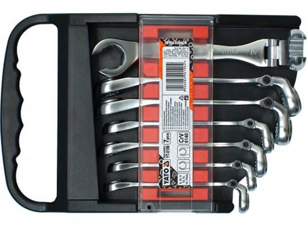 Набор ключей разрезных Yato YT-0190, фото 2