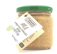 Крем-мед натуральный с пергой, Медова крамничка, 250 г