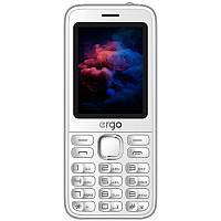 Мобільний телефон ERGO F181 White
