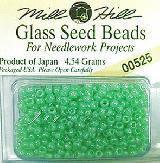 Бисер Mill Hill 00525, 11/0 Light Green Glass Beads