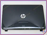 Корпус для ноутбука HP 15-G,15-R, 15-T, 15-H, 250, 255, 256 G3, 15-Gxxxx (Крышка матрицы) Глянцевая. (761695-001)