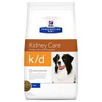 Hills Prescription Diet Canine k/d 2 кг -корм для собак лікування нирок (8658)