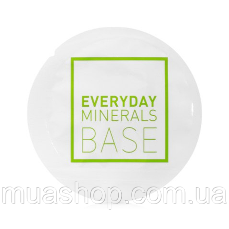 Полуматовая минеральная основа под макияж Everyday Minerals Semi-Matte Base (пробник), фото 2