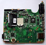 324 Материнская плата HP dv6-1000 Pavilion Series - DAUT1AMB6D0 REV:D - неисправная - под AMD s1g2, фото 1