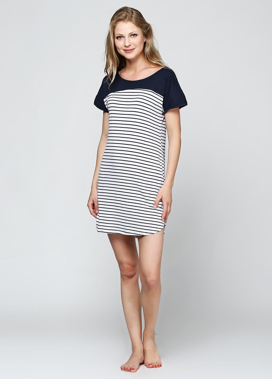 cf907e6809fe Платье туника новинка летняя домашняя трикотажное Бриз размер от 44 до 54  больших размеров купить недорого
