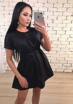Черное платье, фото 3
