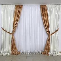 Готовые шторы Мелодия №345, фото 3