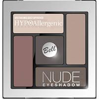Тени для век сатиново-кремовые №01(Nude Eyeshadow) HYPOAllergenic