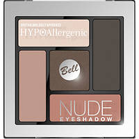 Тени для век сатиново-кремовые №03(Nude Eyeshadow) HYPOAllergenic