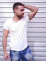 Мужская футболка Росс молоко (S-XL) S