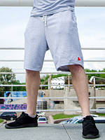 Мужские шорты Ник светло-серый (S-XL) S