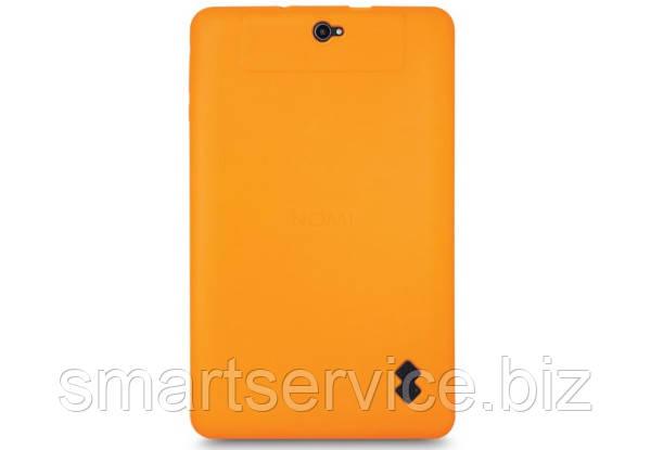 Чехол для планшета Nomi Silicone Plain case Nomi C10103 Orange
