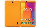 Чехол для планшета Nomi Silicone Plain case Nomi C10103 Orange, фото 2