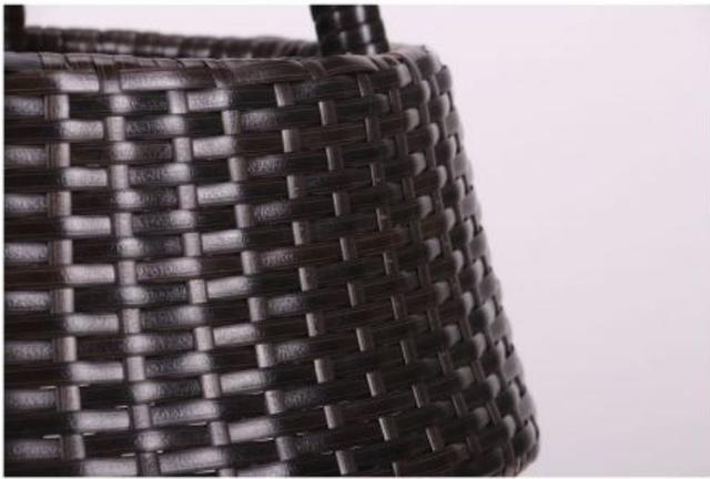 Стол Catalina ротанг коричневый (фото 10)