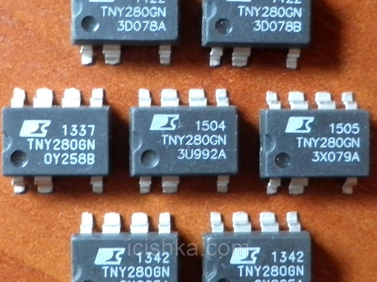 TNY280GN SOP7 - ШИМ контроллер для ИБП