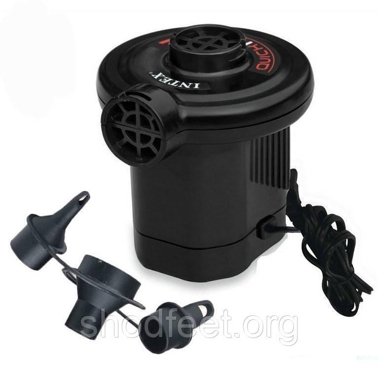 Електричний насос Intex 66620 Quick Fill DC ZN 220V