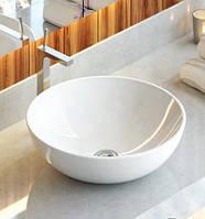 Круглая раковина-чаша 40 см IDEVIT Round