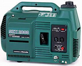 Бензиновий генератор ELEMAX SH-2000EX