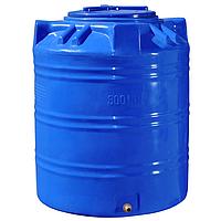 Емкость 300 литров (вертикальная)..