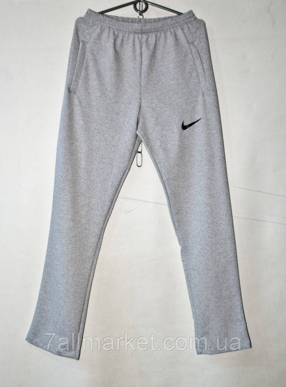 aa923faf1a0a74 Спортивные штаны мужские NIKE без манжетов размеры 46-54 (4цвета) Серии