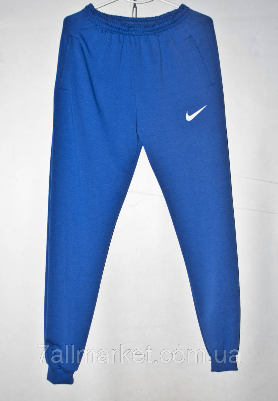 09c8051216394a Спортивные штаны мужские NIKE на манжетах размеры 46-54 (4цвета) Серии