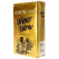 Кава мелена Eduscho Viner Extra 250г.( Едушо Вінер Екстра )