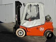 Газовый погрузчик ВТ/Toyota C 4 G 300 , фото 2