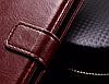 Кожаный чехол-книжка для Meizu m3s/ m3 mini / m3 черный, фото 5