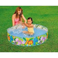 Детский каркасный бассейн Intex 58474 (122х25 см)