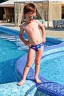 Детские плавки для малышей Keyzi Car 104 Синий Keyzi Car