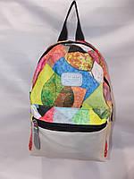 Женский плащовка рюкзак