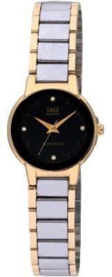 Наручные женские часы Q&Q Q211-402Y оригинал