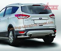 Защита задняя d60 Союз 96 на Ford Kuga 2013