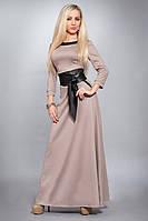 Купить длинное женское платье оптом