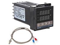 ПИД-терморегулятор REX-C100 с релейный выход