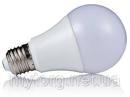Светодиодная лампа LED RGB 5вт 16 цветов