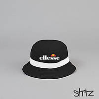Классная черная панамка Ellesse