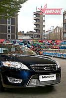 Декоративные элементы воздухозаборника d10 Союз 96 на Ford Mondeo 2007-2014