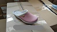 Сабо белые медицинская рабочая обувь оптом, фото 1