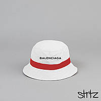 Молодіжна біла панама Balenciaga