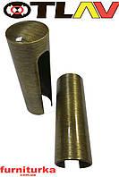 Колпачок на петлю Отлав Д=20 (бронза)