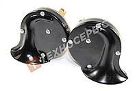 Сигналы звуковые двухтональные 308/309, автомобильный сигнал электрический 12в (С308/309)