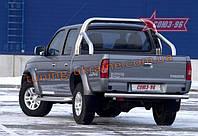 Защита задняя d 76 Союз 96 на Mazda B-series 1998-2006