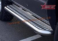 Пороги с листом d 76 Союз 96 на Ford Ranger 1998-2006