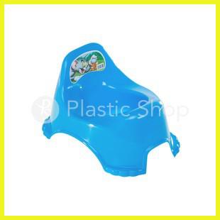 Горшок детский Солнер синий