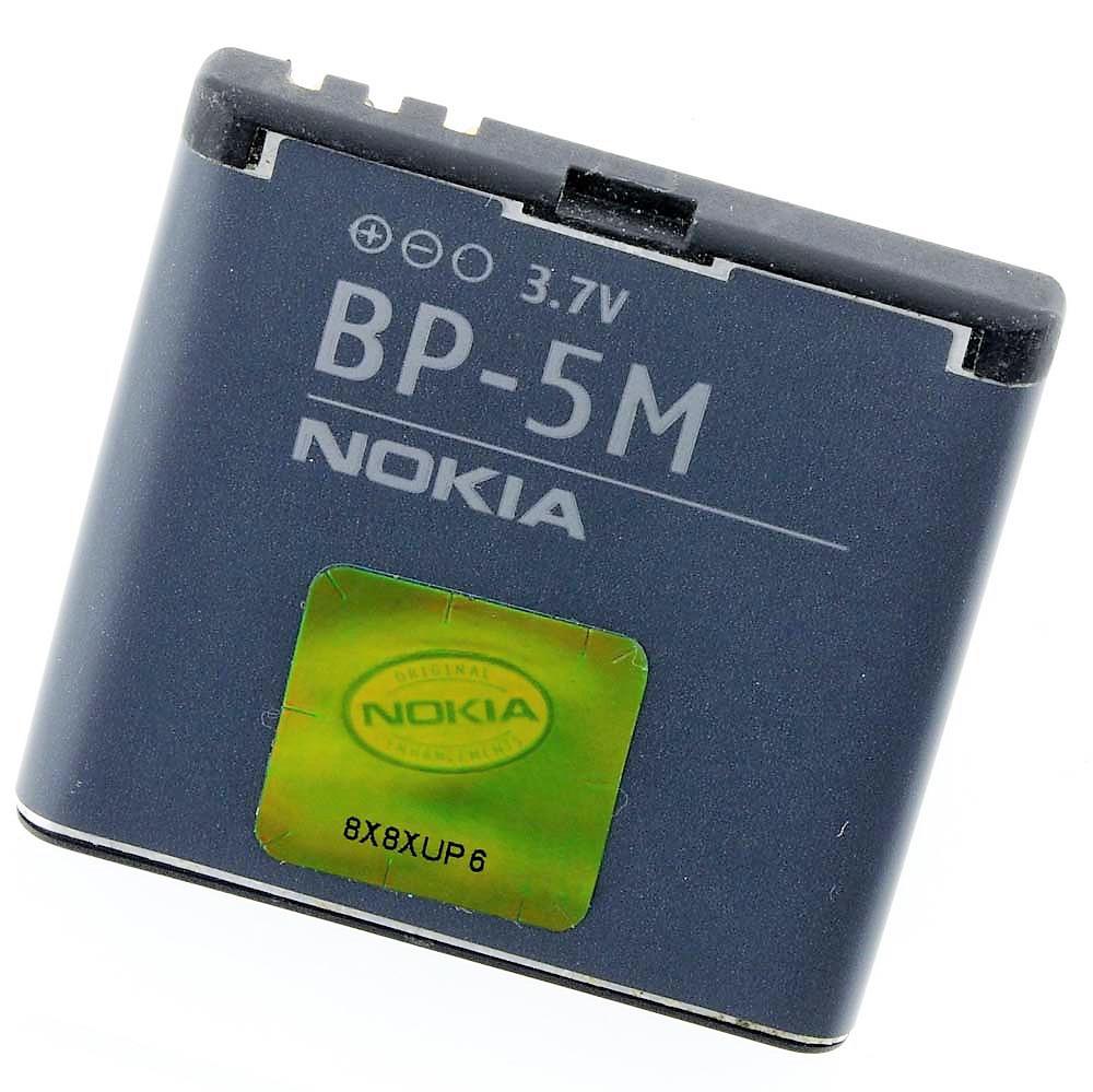 Аккумулятор батарея Nokia BP-5M