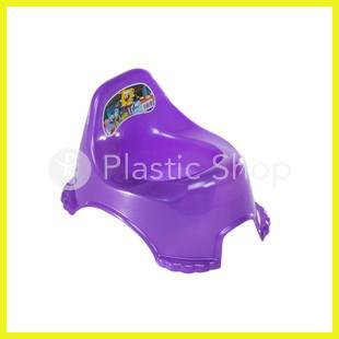 Горшок детский Солнер фиолетовый